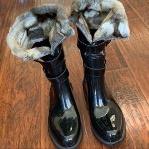 Stuart Weitzman Rain/Snow Boots